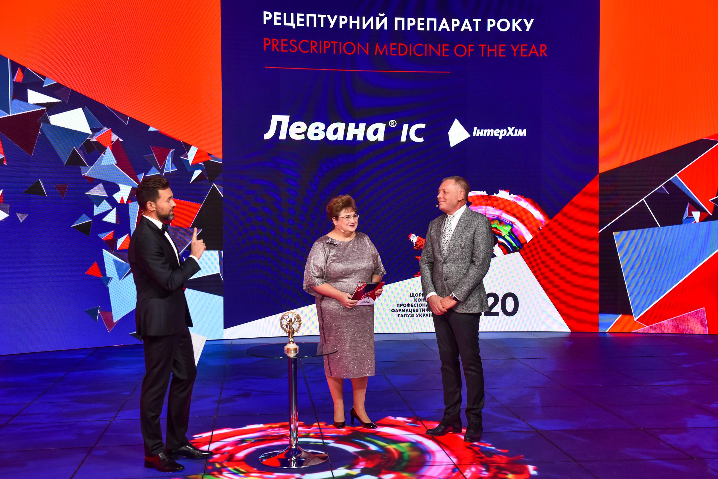 Анатолий Редер Панацея 2020 Левана ІС